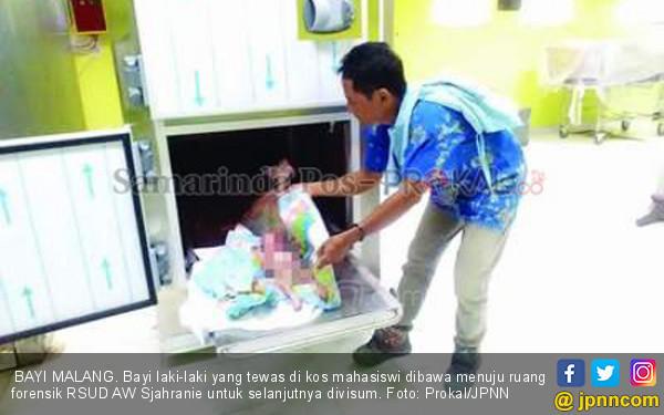 Bayi Mati di Indekos Mahasiswi Diduga Hasil Hubungan Gelap - JPNN.COM