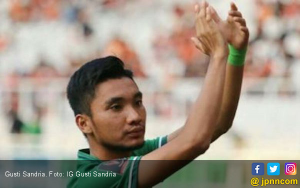 Lagi, Pemain PSMS Medan Hengkang, Kini Giliran Gusti Sandria - JPNN.COM