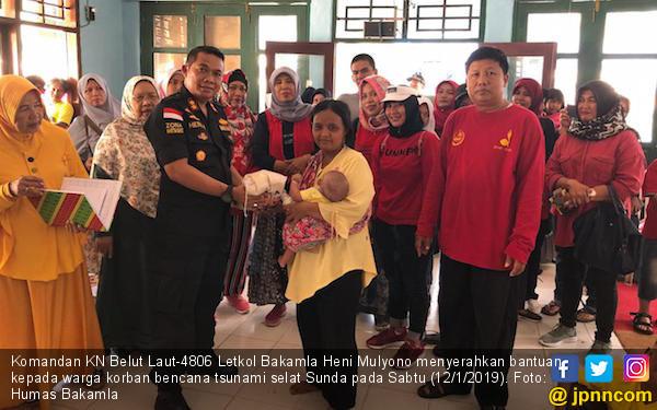 Bantuan untuk Korban Tsunami Selat Sunda Masih Berdatangan - JPNN.COM