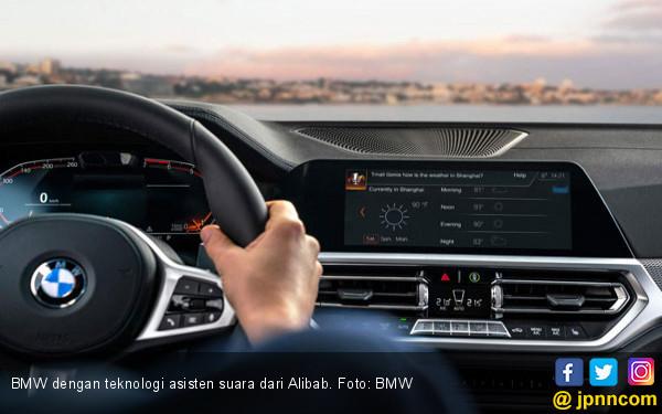 Mobil BMW Bisa Belanja Barang online - JPNN.COM
