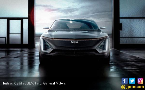 GM Percayakan Tuah Cadillac di Mobil Listrik Mewah - JPNN.COM