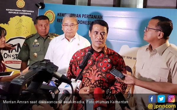 Ketua Komisi IV DPR Apresiasi Kinerja Mentan - JPNN.COM