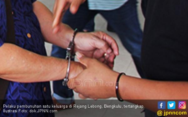 Pembunuh Satu Keluarga di Bengkulu Tertangkap, Oh Ternyata! - JPNN.COM