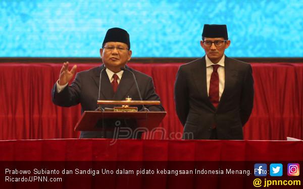 Prabowo Tidak Mau Indonesia jadi Bangsa yang Kalah - JPNN.COM