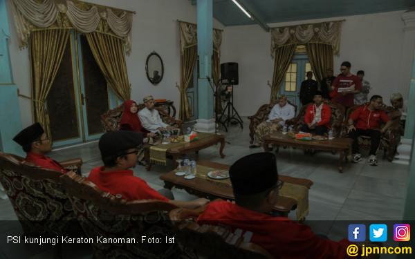 PSI dan Keraton Kanoman Sepakat Menjaga Keragaman Budaya - JPNN.COM
