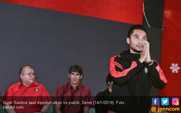 Eks Bek Sayap Kiri PSMS Medan Resmi Milik Bali United - JPNN.COM