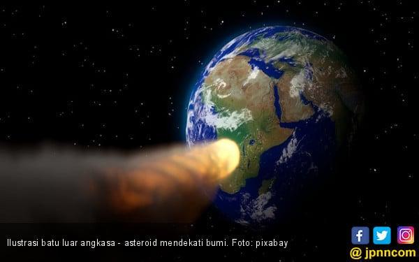 Astronom Berhasil Mendeteksi 958.963 Planet Minor - JPNN.com
