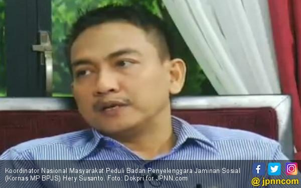 Enam Alasan Kornas MP BPJS Dukung Pembentukan Pansus JKN - JPNN.com
