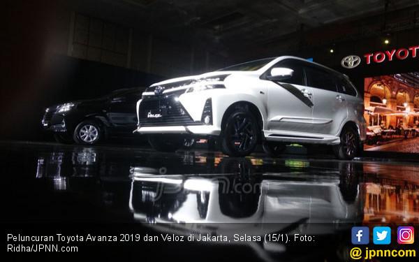 Toyota Avanza 2019 Dan Veloz Mengaspal Harga Tidak Berubah