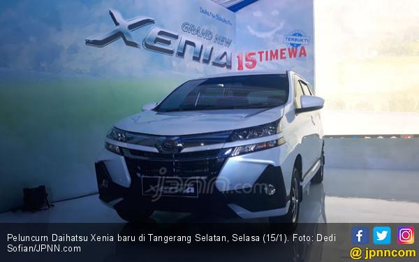 Kupas Kebaruan Daihatsu Xenia 2019, Target Naik Level - JPNN.com