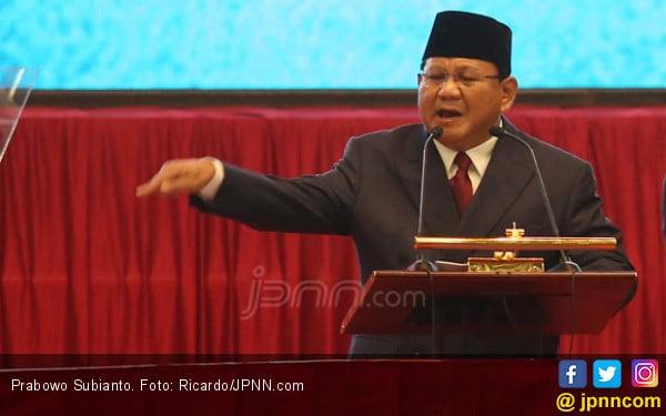 Prabowo Nonton Bareng Debat Cawapres di Jalan Kertanegara - JPNN.COM