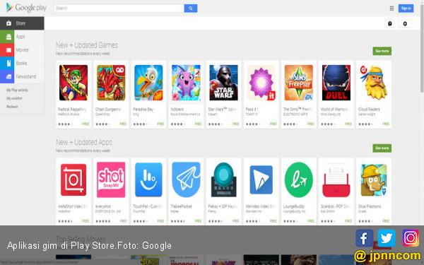Google Hapus Aplikasi yang Meminta Izin SMS dari Play Store - JPNN.com