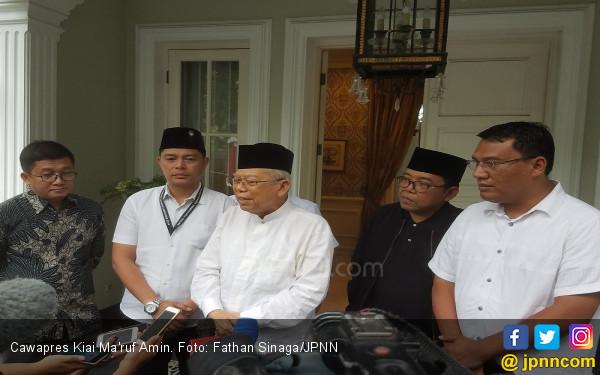 Prestasi Kiai Ma'ruf Amin tak Perlu Diragukan Lagi - JPNN.COM