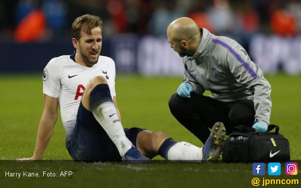 Tottenham Hotspur Kehilangan Harry Kane Sampai Maret - JPNN.com