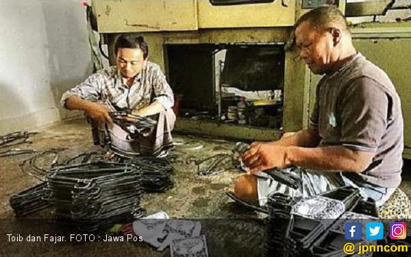 Bahan Daur Ulang untuk Kapstok - JPNN.com