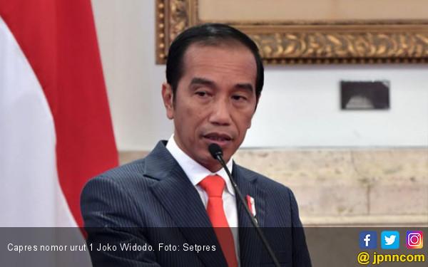 Jokowi Dorong Warga Laporkan Pungli di BPN - JPNN.com
