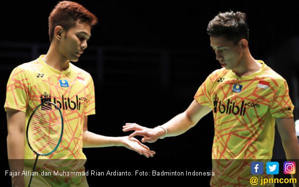 Fajar / Rian Gagal Pertahankan Gelar Juara Malaysia Masters - JPNN.COM
