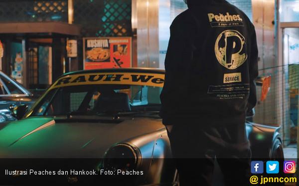 Hankook Gandeng Peaches Kembangkan Ban Mobil Untuk Milenial - JPNN.com