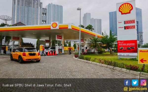 Harga BBM Shell Naik Turun, Ini Alasannya - JPNN.com