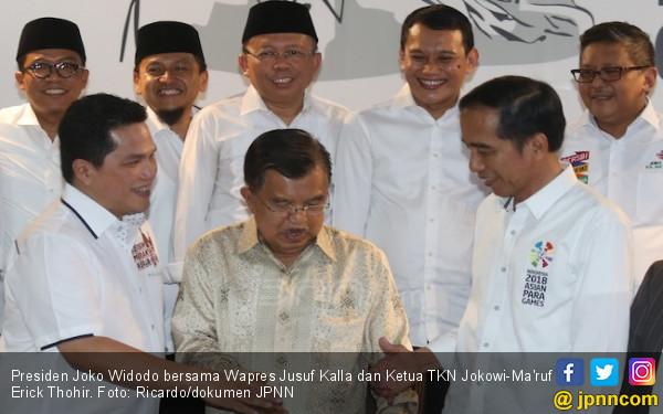 KPK Tangkap Romi, JK Bicara Efek Berantai PPP ke Koalisi Jokowi - JPNN.COM