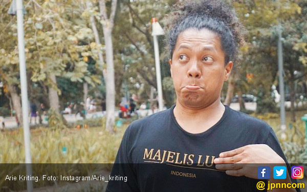 Atta Halilintar Dituduh Menistakan Agama, Arie Kriting Berkomentar Begini - JPNN.com