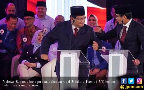 Tiga Fakta Kekalahan Prabowo Subianto di Debat Capres - JPNN.COM