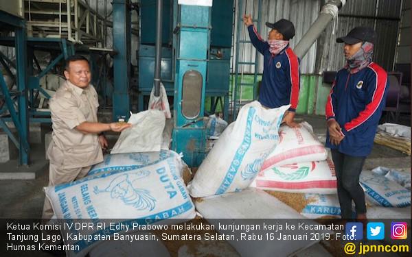 Dukung Program SERASI, Komisi IV DPR Meninjau Bantuan ke Petani - JPNN.COM