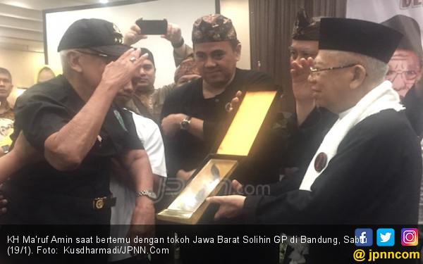 Ikhtiar Pak Kiai agar Ada Tokoh Sunda Jadi Wapres Lagi - JPNN.COM