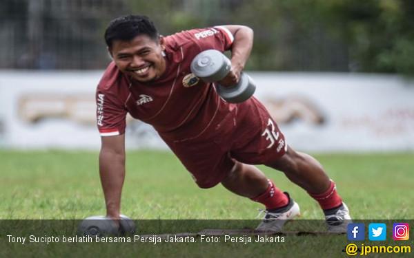 Tony Sucipto Ungkap Kunci Kemenangan Persija Kontra Persela Lamongan - JPNN.com