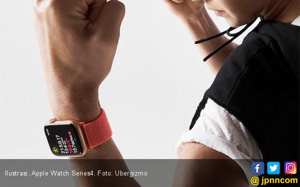 Apple Watch Bakal Ditanami Pendeteksi Tekanan Darah - JPNN.com