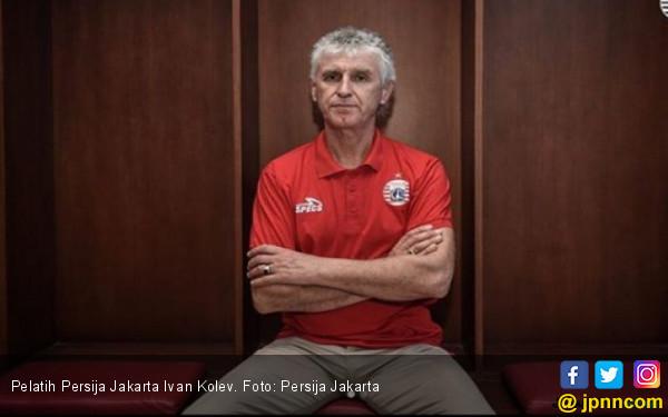 Ivan Kolev Ungkap Fokusnya di Persija Jakarta - JPNN.COM