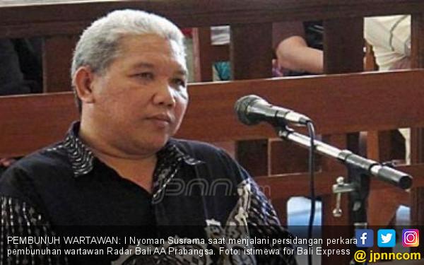 Yasonna Pastikan Tak Ada Grasi untuk Pembunuh Wartawan Radar Bali - JPNN.com