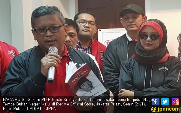 Peringati Hari Pers, PDIP Dorong Pembatalan Remisi Susrama - JPNN.com