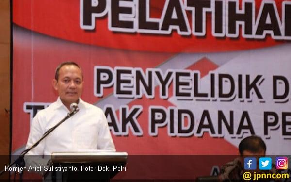 Tok Tok Tok, Komjen Arief Pecat 13 Taruna Akpol Penganiaya - JPNN.COM