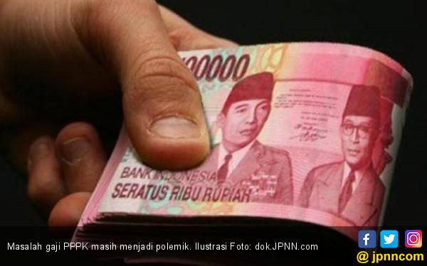 Ini Komponen Gaji Perdana PPPK, Tunjangan Fungsional Belum Dihitung - JPNN.com