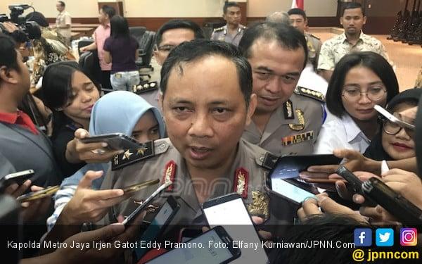 Bom di Mapolrestabes Medan, Polda Metro Tidak Meningkatkan Pengamanan