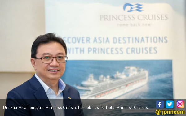 Princess Cruises Sambut Juri Asia's Got Talent di Atas Majestic - JPNN.com