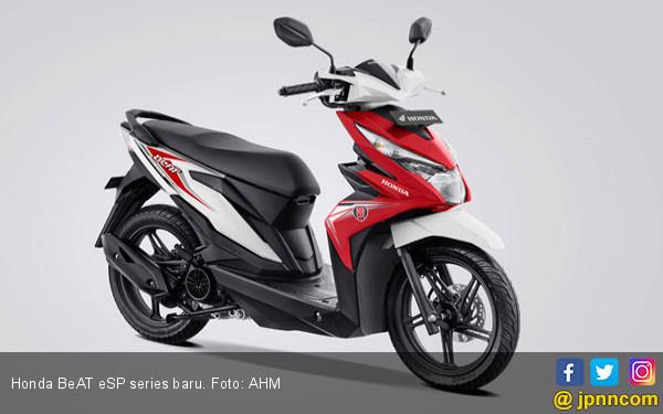 Honda BeAT eSP Series Bersolek Kian Tampan, Cek Harganya! - JPNN.com