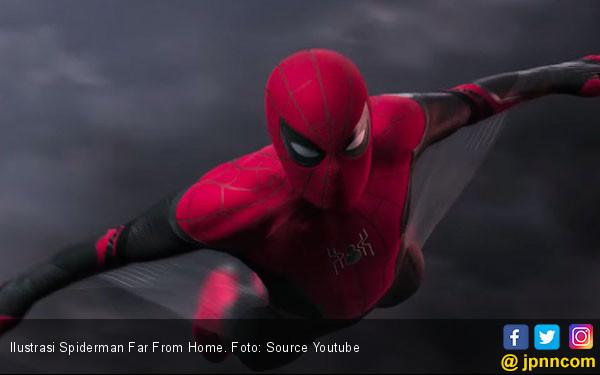 Empat Kostum Spesial di Spider Man: Far From Home - JPNN.com