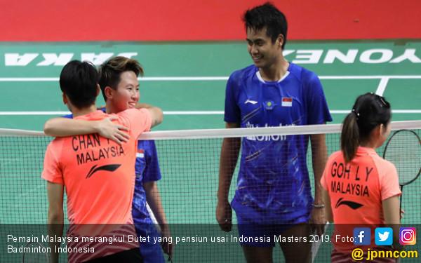 Oh No! Final Indonesia Masters Besok jadi Laga Terakhir Buat Butet - JPNN.COM