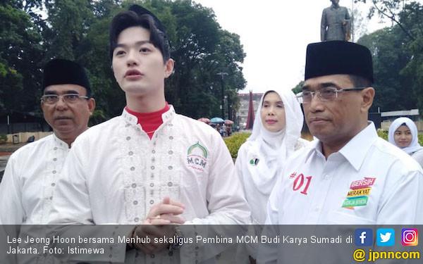 Lee Jeong Hoon Sempat Takut Masuk Masjid - JPNN.COM