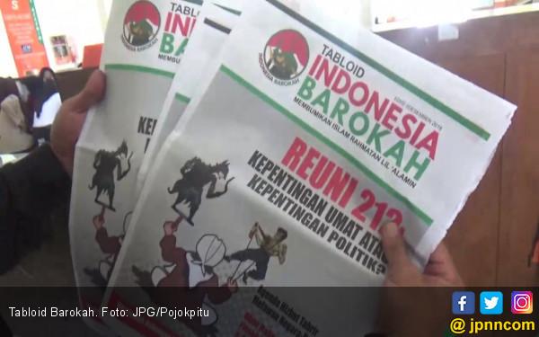Bawaslu Kelabakan, Seribu Tabloid Barokah Indonesia Serbu Masjid dan Desa - JPNN.com