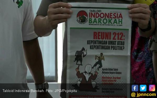 Warga Jakarta Diminta Bijak Mencermati Tabloid Indonesia Barokah - JPNN.COM