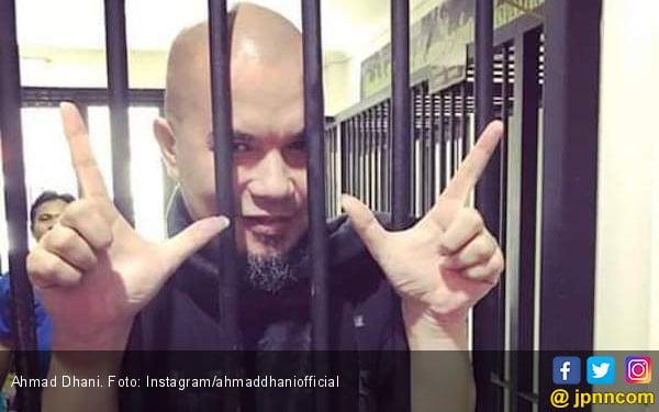 Ahmad Dhani Divonis Penjara, Foto Ini Jadi Kenyataan - JPNN.com