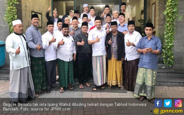 Heboh Tabloid Indonesia Barokah, Baguss Bersatu: BPN Jangan Main Fitnah - JPNN.COM