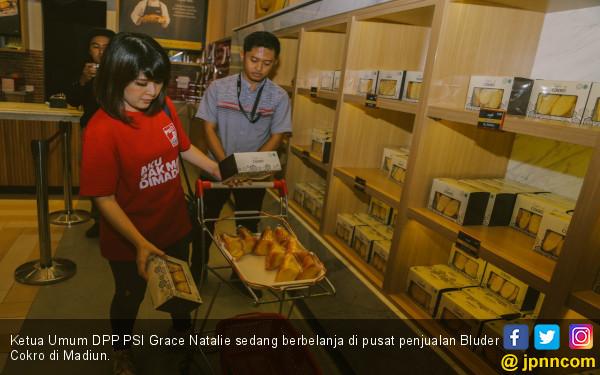 Grace PSI Yakin Roti Legendaris Madiun Bisa Bersaing di Luar Negeri - JPNN.COM