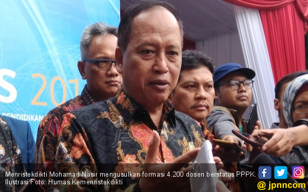 Pendaftaran PPPK: Kemenristekdikti Usul Buka Lowongan 4
