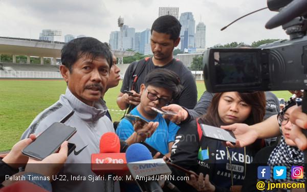 Indra Sjafri Umumkan 26 Pemain Timnas U-22 yang Dibawa ke Tiongkok