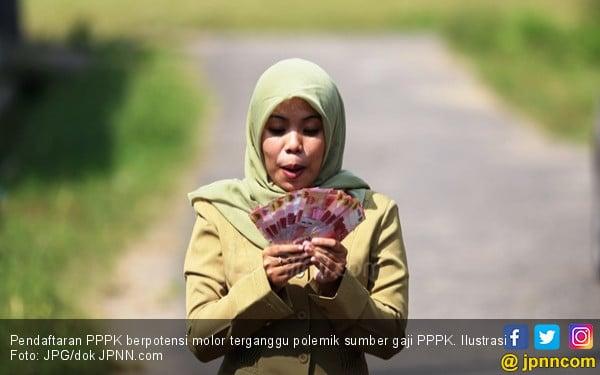Pendaftaran PPPK dari Honorer K2 Berpotensi Terganggu Polemik Gaji - JPNN.com