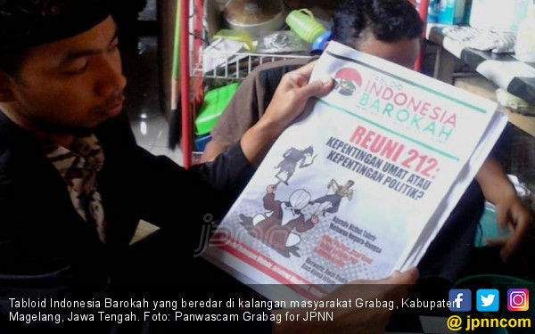 Hambat Peredaran Indonesia Barokah, Polri Gandeng PT Pos - JPNN.com